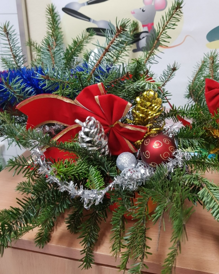 Święta w zerówce