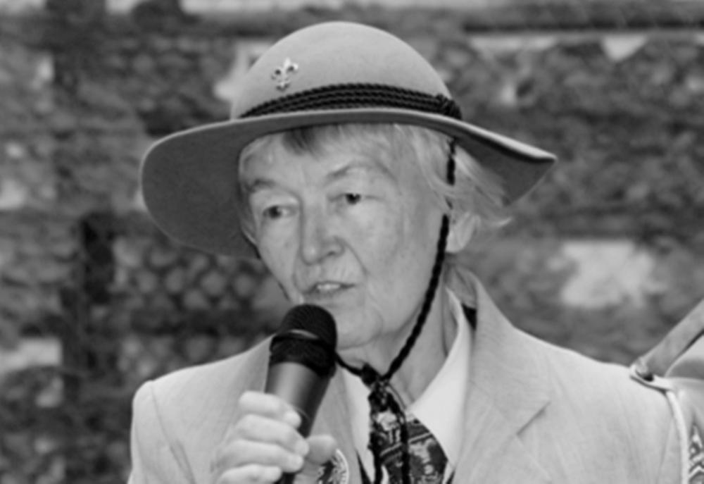 Danuta Rosner (1926 - 2020)