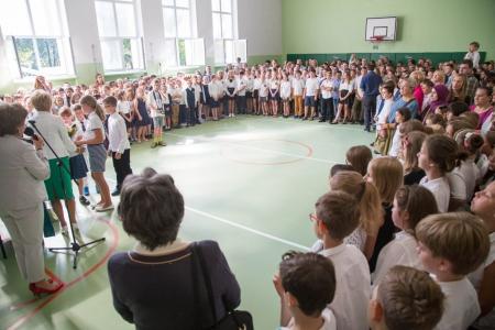 Zapraszamy na uroczystość rozpoczęcia roku szkolnego 2019/2020