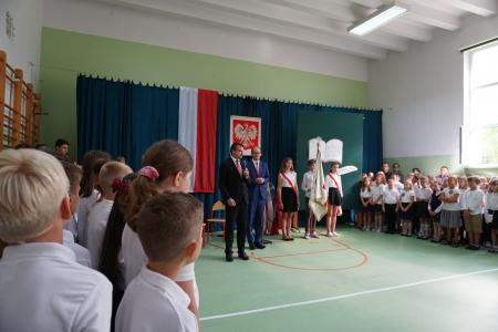 Inauguracja roku szkolnego 2019/2020 (zdjęcia i film)